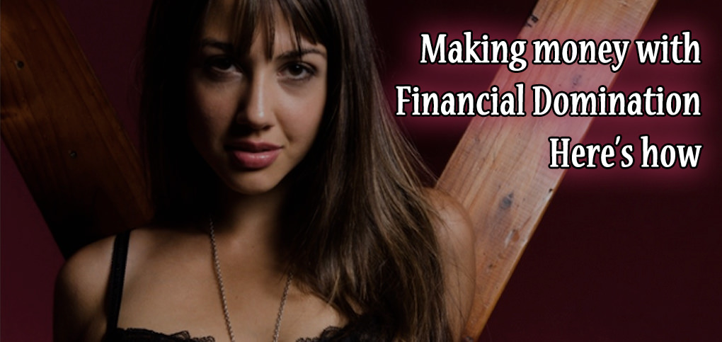 Financial domination blog